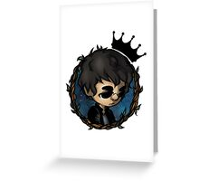 Bellamy Crown Greeting Card