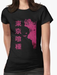 GHOUL LIFE V.2 Womens Fitted T-Shirt