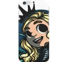 Clarke Crown iPhone Case/Skin