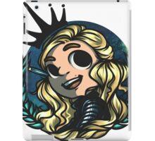 Clarke Crown iPad Case/Skin