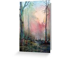 Fairy Call Beck Greeting Card