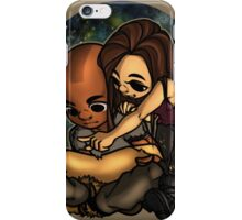Lincoln & Octavia iPhone Case/Skin