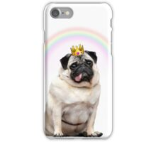 Princess Pug  iPhone Case/Skin