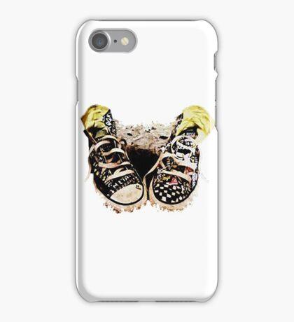 Kicks iPhone Case/Skin