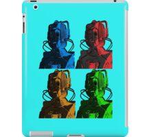 Old Skool Cybermen iPad Case/Skin