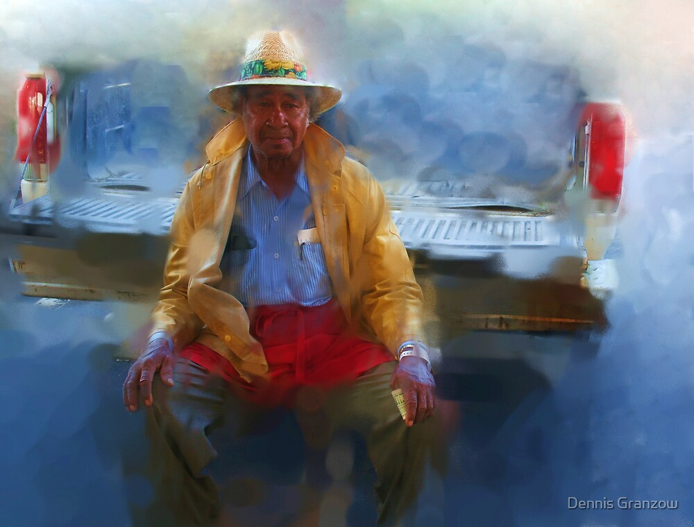 The Produce Man by Dennis Granzow