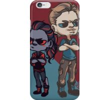 Raven & Wick  iPhone Case/Skin