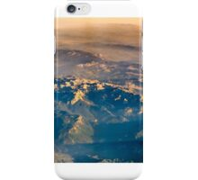 Europe Mountains iPhone Case/Skin