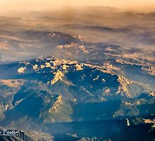 Europe Mountains by MornMorgoth