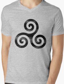 Derek Hale tatt Mens V-Neck T-Shirt