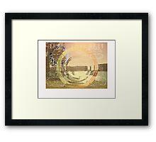 Ruidoso 3 Framed Print
