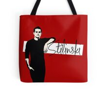 Team Human: Stilinski Tote Bag