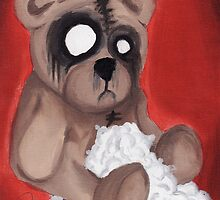 Buster, oil on canvas by chriszenga