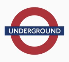 Underground London by Grey Faulkner