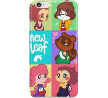 Animal Crossing: New Leaf iPhone Case/Skin