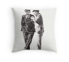 A Good Laugh Throw Pillow
