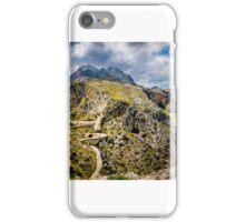 Sa Calobra Road iPhone Case/Skin