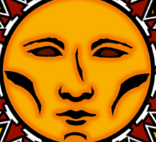 Sublime Sun Character #2 Vibrant Design by CAP Sticker