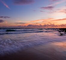 Burleigh Dawn by Ken Wright