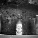 Old bottles by Christian  Zammit