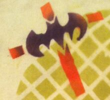 The Crossed Batman by drums