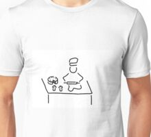 confectioner pastry cook Unisex T-Shirt