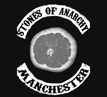 Stones Of Anarchy Manchester (Sons of Anarchy inspired) Unisex T-Shirt