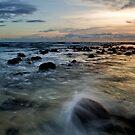 Soft Splash by Ken Wright