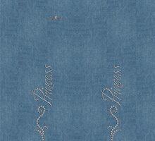 Diamond Princess Denim Jeans by andabelart