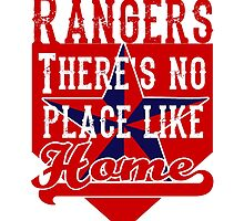 Rangers No Place Like Home by OddFiction