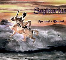 Sagittarius by saleire