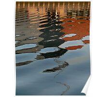 Odyssey Reflection Poster