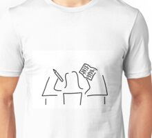 proofreader assistant correct Unisex T-Shirt