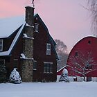 House and Barn by Jan Morris