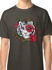 White Tiger Classic T-Shirt