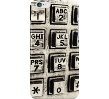 What's Your Number? iPhone Case/Skin
