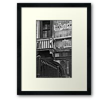 Venice - A View Framed Print