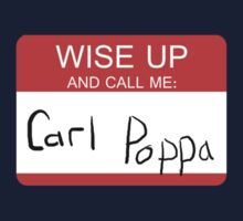 Carl Poppa. [Name Tag Style] by schmaslow