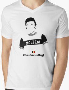 The Cannibal - Bici* Legendz Collection Mens V-Neck T-Shirt
