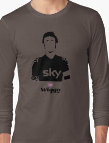 Wiggo - Bici* Legendz Collection  Long Sleeve T-Shirt