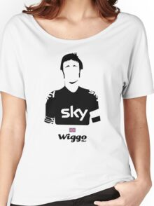 Wiggo - Bici* Legendz Collection  Women's Relaxed Fit T-Shirt