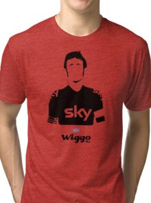 Wiggo - Bici* Legendz Collection  Tri-blend T-Shirt