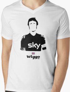 Wiggo - Bici* Legendz Collection  Mens V-Neck T-Shirt