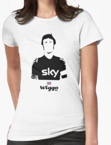 Wiggo - Bici* Legendz Collection  Womens Fitted T-Shirt