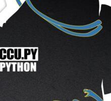 occu.py #python Sticker