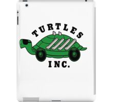 Turtles Inc iPad Case/Skin