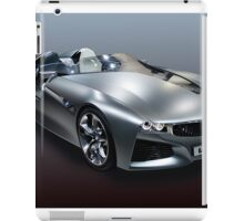 BMW Vision Connected Drive iPad Case/Skin