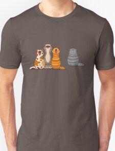 Cat's singalong Unisex T-Shirt