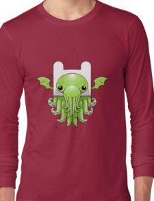 Finn Cthulhu Long Sleeve T-Shirt