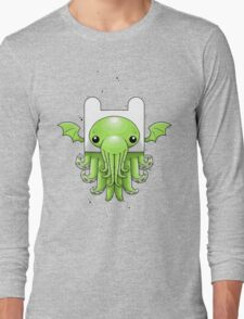Finn Cthulhu Long Sleeve T-Shirt